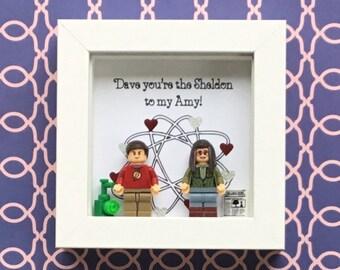 Birthday Gift For Him, Birthday Frame Gift For Boyfriend, Big Bang Theory  Birthday Gift For Husband, Personalised Birthday Gift For Him