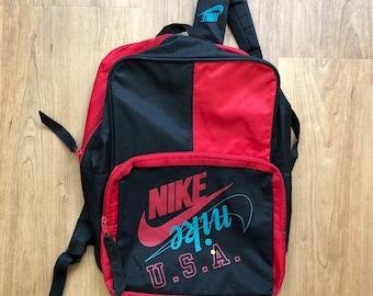 4597708e77cc 90s Nike Adults Backpack