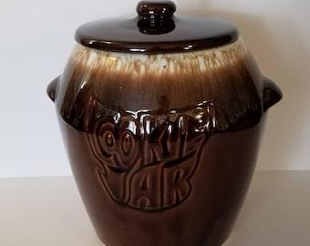 Vintage McCoy cookie jar