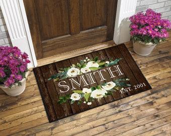 Gentil Quick View. Family Established Door Mat ...