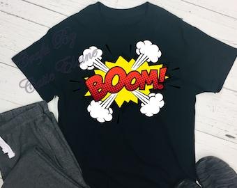 87fd18da Comic Men's T shirt