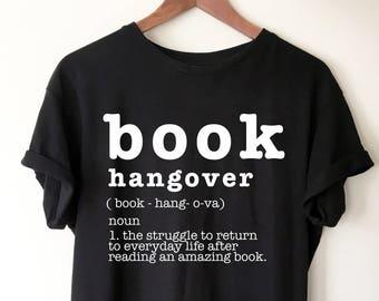 43717095215 Book Hangover Unisex Shirt - Book Lover Shirt