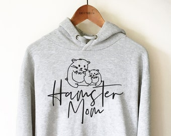Crazy Hamster Lady Hamster Lover Pet Owner Gift Youth /& Womens Sweatshirt