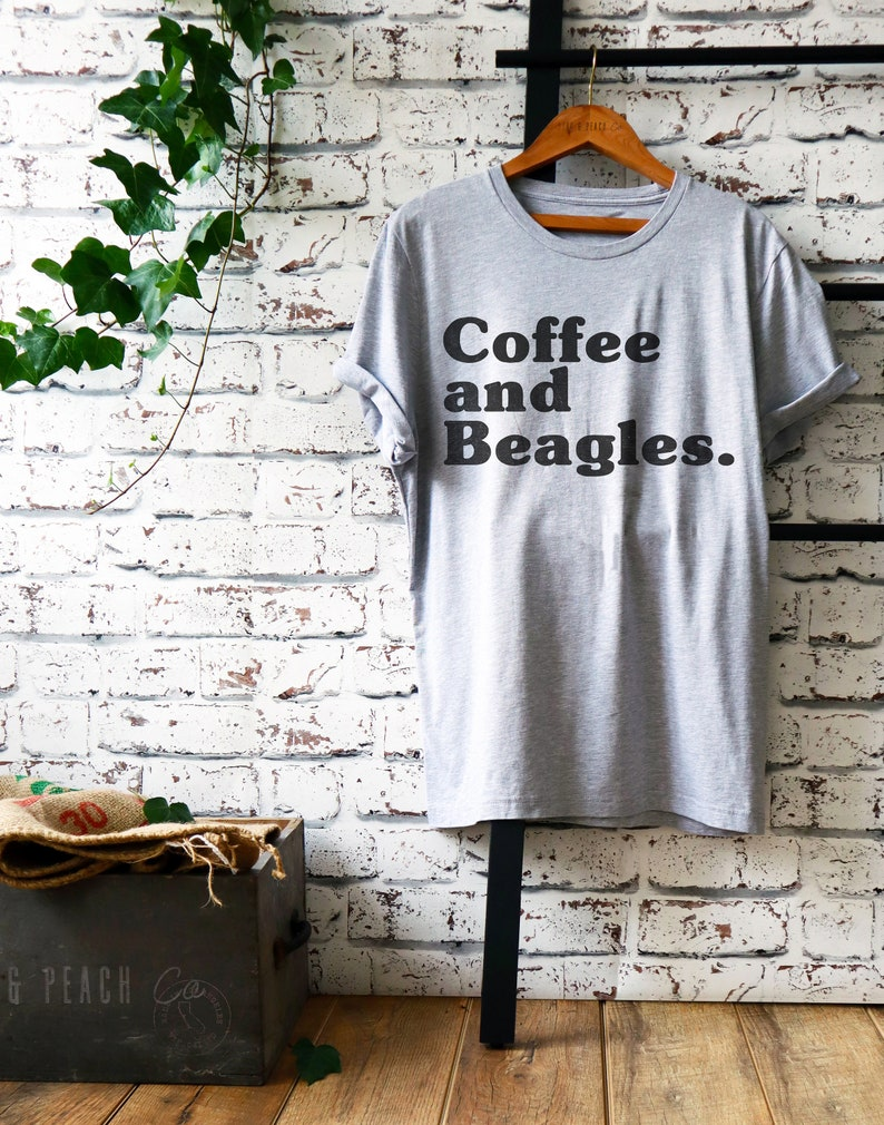 Beagle Print Shirt