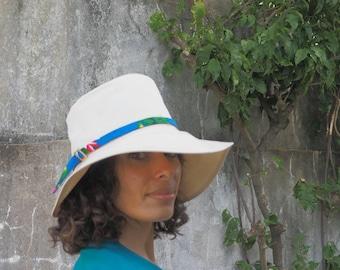Stylish handy sun hat 4 colours