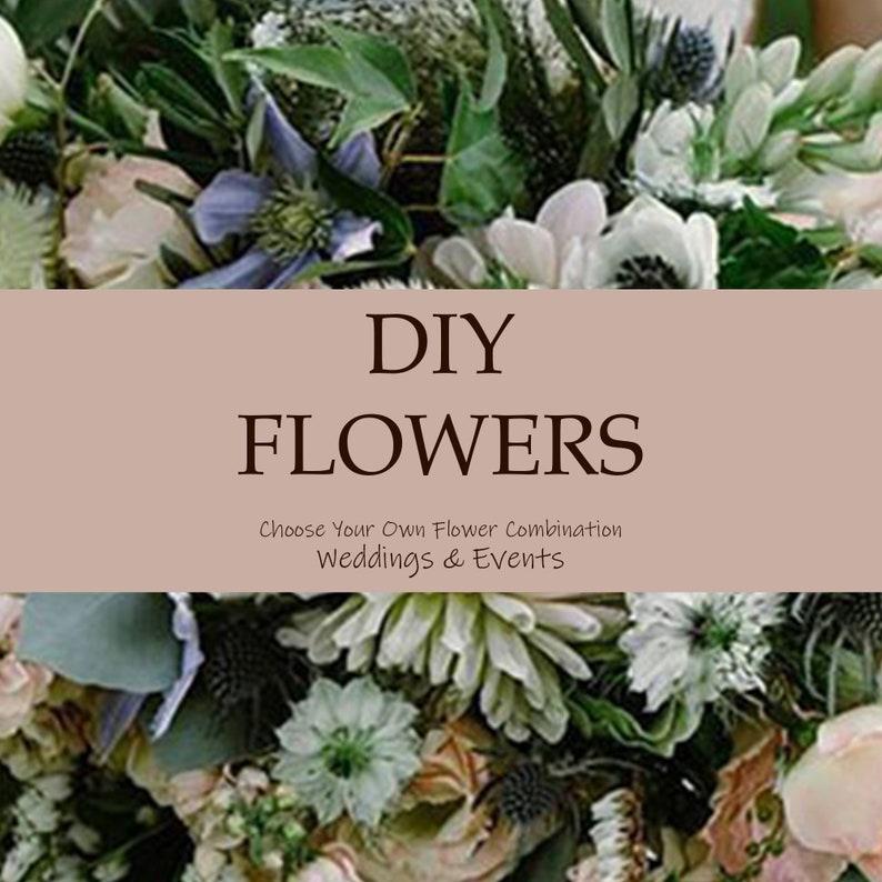 DIY Wedding  Flowers Eucalyptus & Greenery for Weddings image 0