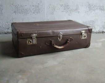 The world Vintage suitcase