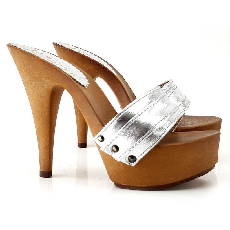 e6025f60aa609 comfortable silver shoes -K9301 ARGENTO