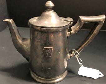 Pennsylvania Railroad Dining Car Creamer/Tea Pot