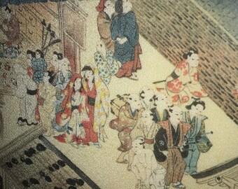 19th Century CHINESE SILK PAINTING. Price Reduction!