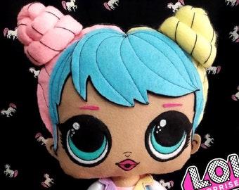 Bon Bon LoL Surprise doll handmade