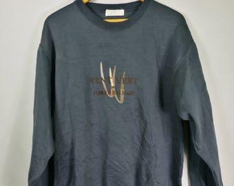 Pierre Balmain Vent Vert sweatshirt spellout