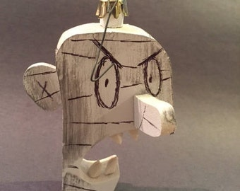 The Mummy Ornament
