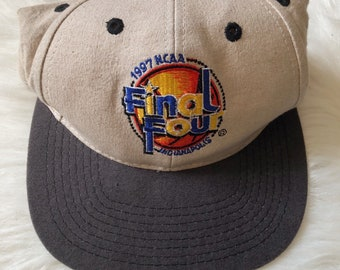 new concept d3a65 165e3 Vintage 1997 NCAA Final Four at Indianapolis Hat