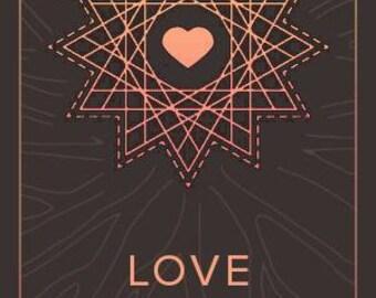 Love tarot reading | Etsy