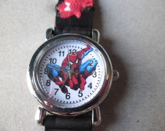 x 1 quartz watch boy pattern 3D 18 cm (battery included)