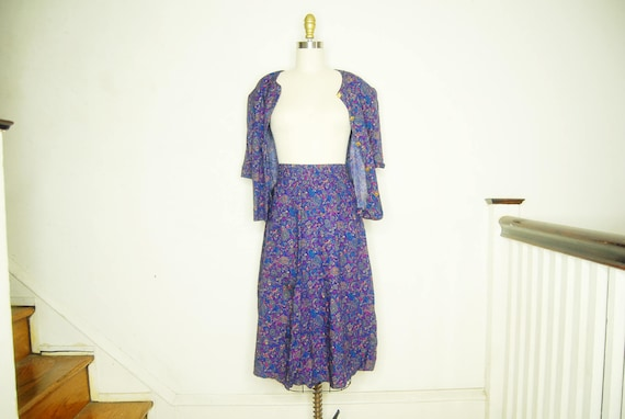 Paisley Norton Mcnaughton skirt