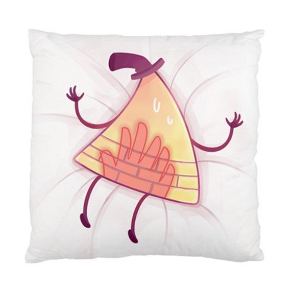 Bill Cipher Gravity Falls Pillow Case