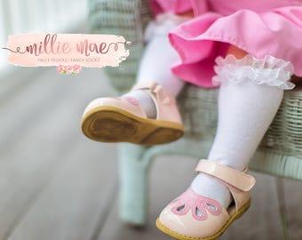 Baby Girl Knee High Socks- Multiple Colors