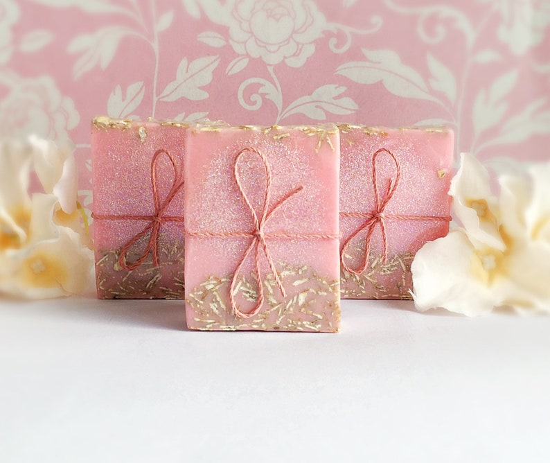 10 Girl Baby Shower Favors  Tea Party Favors   Baby Shower Soap  Baby Shower Decoration