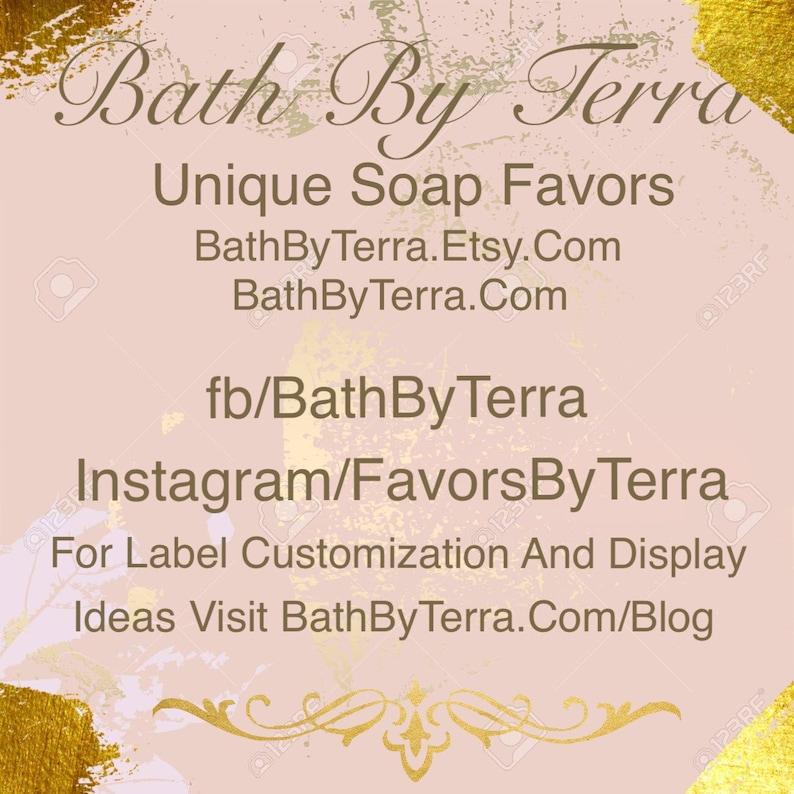 10 Duck Baby Shower Favors  Rose Gold Soap Favors  Girl Baby Shower Decoration