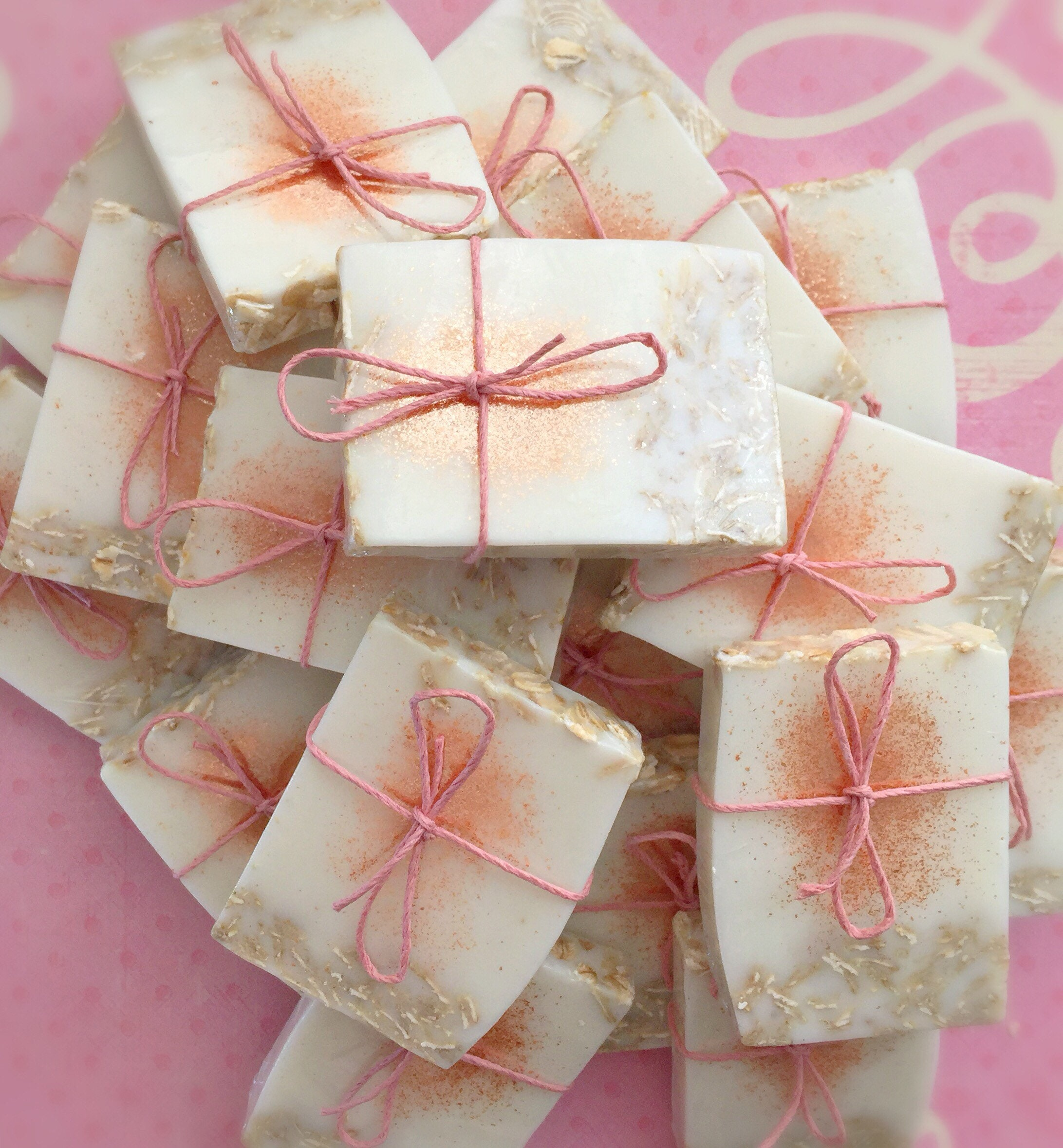 10 Rose Gold Baby Shower Soap Favors Wedding Favors For Guests