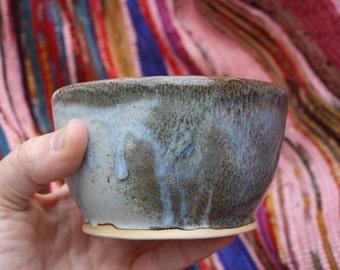 Blue-grey bowl