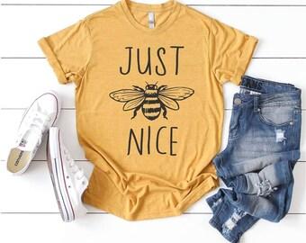 e194950b76ce8 Bee nice t shirt