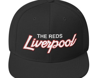 b4c592c4032 Liverpool Alternative Soccer Snapback Hat