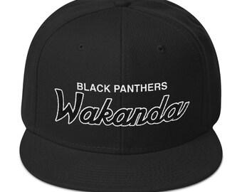 a6d4d29b204 Wakanda Soccer Snapback Hat