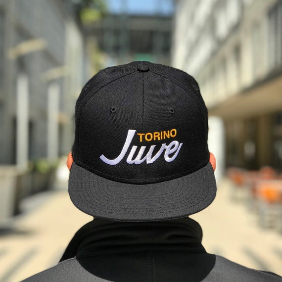 91cc36f6d6e Juve Home Soccer Snapback Hat