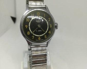 Vintage Smiths Empire men's wristwatch