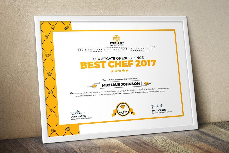 Modern Certificate Template Multipurpose Certificate Etsy