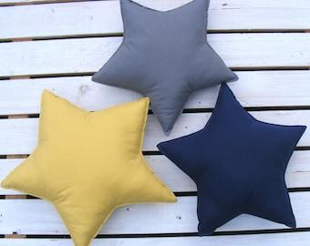 Shop Star Shaped Pillows UK | Star
