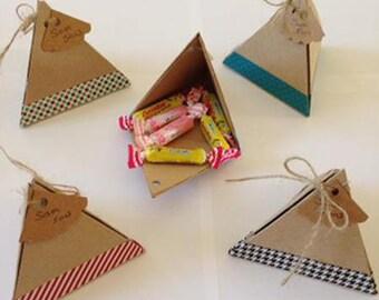 The little boxes berlingots