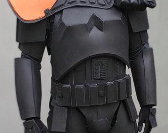 Stormtrooper Armor Foam Templates Cosplay Costume