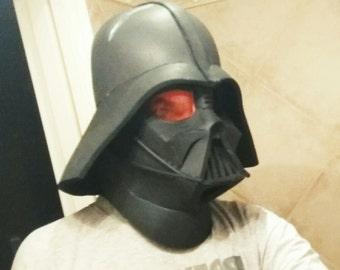 Darth Vader Full Helmet Foam Templates Cosplay Costume