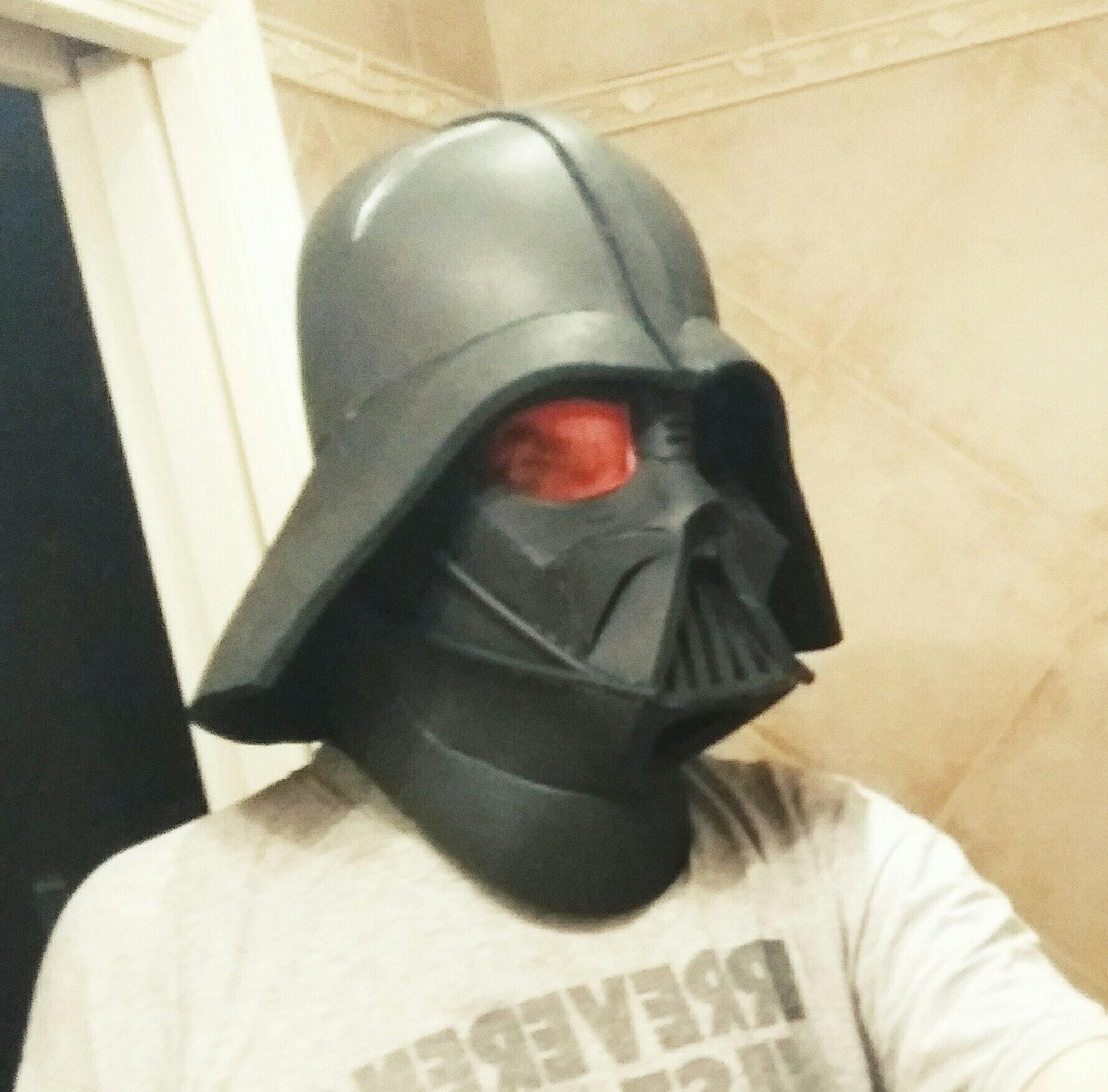 Darth Vader Full Helmet Foam Templates Cosplay Costume Etsy