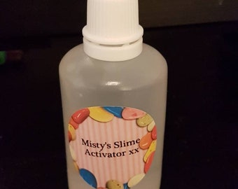 Slime activator etsy on the go magic slime activator 80ml no need for contact solution or bicarbonate of soda needed ccuart Choice Image