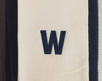 Fly the W - Kitchen Towel
