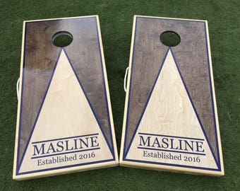 Wedding Cornhole Boards - Wedding Woodworks
