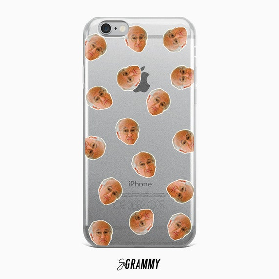 Larry David iPhone Case Curb Your Enthusiasm iPhone 8 Case   Etsy