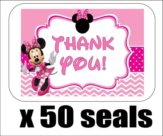 """1/"""" by 1.5/"""" Stickers 50 Sesame Street Envelope Seals Labels"""
