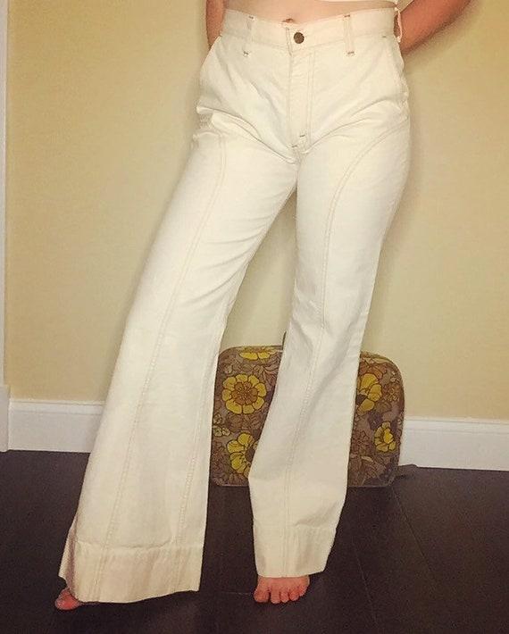 VTG 1970s Levi Bell Bottoms - image 2