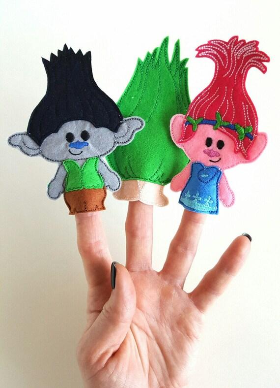 Trolls Puppe