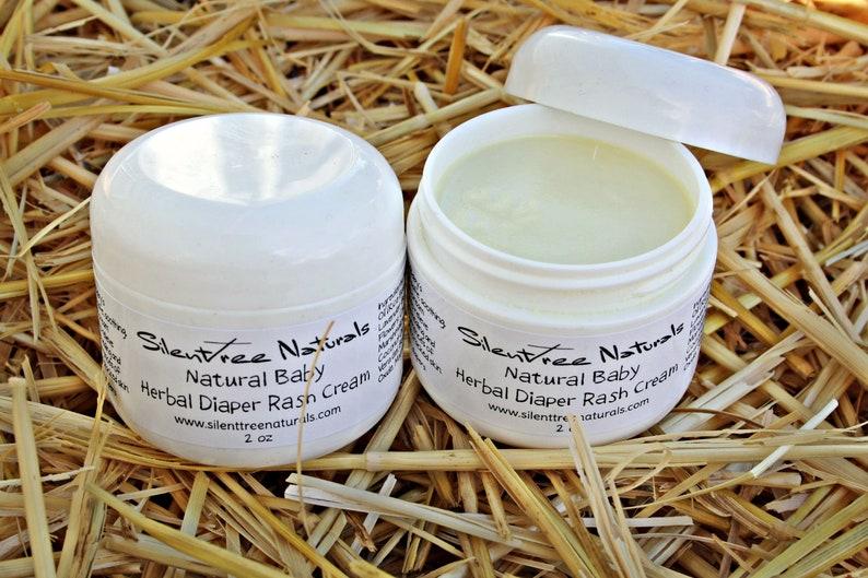 Natural Baby Herbal Diaper Rash Cream-All-Natural image 0