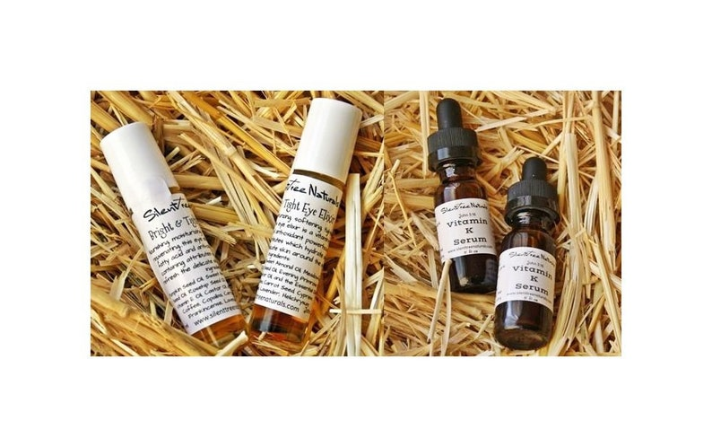 The Eyes Have It-Vitamin K Serum Bright & Tight Eye Elixir image 0