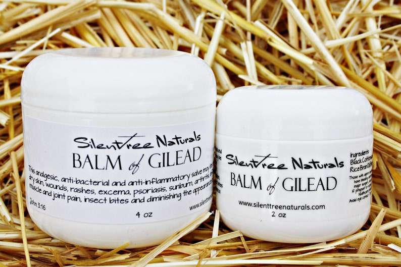 Balm of Gilead-Natural Skincare All-Natural Cottonwood image 0