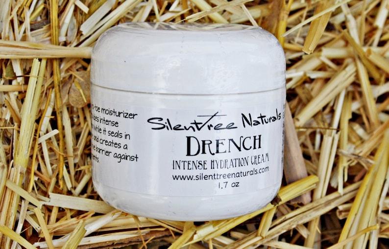 Drench Intense Hydration Cream  1.7 oz Natural Skincare image 0