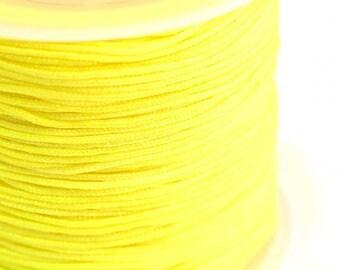 Yellow jade wire